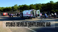 Otobüs Kazasında 4 Askerimiz Şehit Oldu