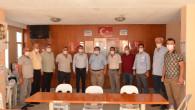 Tarsus Ve Çamlıyayla Muhtarlar Derneğinden, CHP'Ye Ziyaret