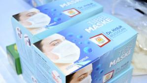 Tarsus Belediyesi Vatandaşlara Ücretsiz Maske Hizmetine Devam Ettiriyor