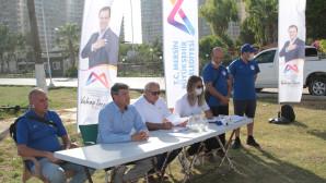 Büyükşehir,Yeni Normal sürecinde Spor Organizasyonlarına Yeniden Başladı.