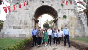 Avrupa Hareketlerin Haftası Etkinliklerin Truzim Rotası Yürüyüşüyle Başladı