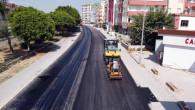 Tarsus'ta Asfaltlama Çalışmalarına Hız Verildi