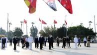 Başkan Seçer , Gaziler Günü Törenlerine Katıldı