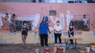 Büykşehir'le Sokakların Çehresi Renkleniyor