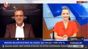 """Başkan Seçer Halk TV'den Konuşalım"""" Programında Konuğu Oldu"""