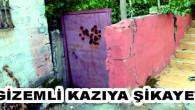 Tarsus'taki gizemli evin çevresinde oturanlar yardım istiyor