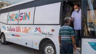 Mersin Büyükşehir'den Yeni Bir Hizmet: Mobil Kuaför! Mobil Kuaför Aracında İhtiyacı Olan Her Yurttaşa Yer Var