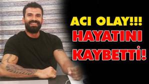 Mersin Yenişehir'de Meydana Gelen İntihar Olayında Sporcu Celal Çiçek Hayatını Kaybetti