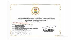 Tarsus Belediyesi, Cumhuriyet Bayramını Dolu Dolu Kutluyor