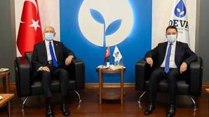 Ali Babacan, Matematiğiyle Dalga Geçtiği Kemal Kılıçdaroğlu'yla Ekonomi Konuştu