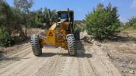 Erdemli Belediyesi, Güvenli Yol Çalışmalarını Sürdürüyor