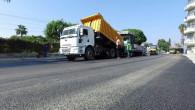 Tarsus'ta Son 1 Yılda 144 Kilometre Yol Asfaltlandı