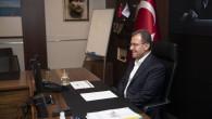 Başkan Seçer, Reslog Proje Ekibiyle Önline Görüştü