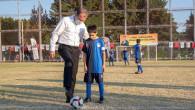 """Büyükşehir'in""""10 Kasım Atatürk'ü Anma 10 Yaş Futbol Etkinliği""""Tamamlandı"""