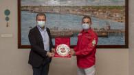 Mersin Büyükşehir Akut'la İşbirliğene Hazırlanıyor