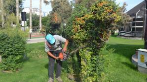 Park Bahçeler Çalışıyor, Erdemli Güzelleşiyor