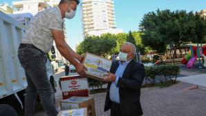 Erdemli'den İzmir'e Yardım