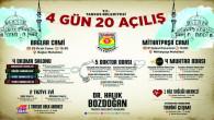 Tarsus Belediyesi'nden Hizmet Atağı; 4 Günde 20 Açılış