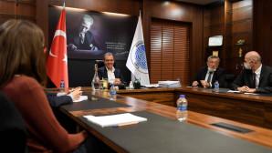 Büyükşehir, Meski'nin Üç Önemli Projesi İçin Finansman Desteği Alıyor