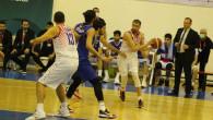 Büyükşehir Erkek Basketbol Takımı, İstanbul Ekibini 63-57 Yendi