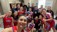 Büyükşehir Kadın Basketbol Takımı Mersin'e Galibiyetle Döndü