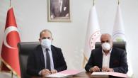 Ekolojik Kamping Projesinde İmzalar Atıldı