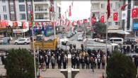 İSTİKLAL MARŞI, HAFTANIN İLK GÜNÜNDE TOROSLAR'DAN DA YÜKSELDİ