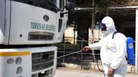 Toroslar'da Dezenfekte Çalışmaları Üst Seviyede