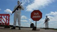 Muş'ta bir köy mutasyona uğramış koronavirüs nedeniyle karantinaya alındı