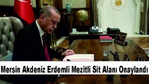 Cumhurbaşkanı kararları Resmi Gazete'de yayımlandı: Bazı bölgeler sit alanı ilan edildi