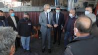 Sanayi Esnafından Başkan Tarhan'a Güven Oyu