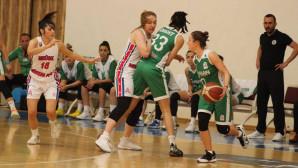 Büyükşehir Kadın Basketbol Takımı Play-Off Yolunda Engelleri Aşıyor