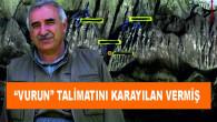 """13 Vatandaşımızın Şehit Edildiği Mağaradaki """"Vurun"""" Talimatı Murat Karayılan'dan Gelmiş"""