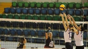 Mersin Büyükşehir GSK, Yenişehir Belediyesi Mersin İhtisas Spor Kulübünü 3-0 Yendi