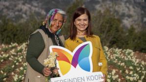 Mersinden Kadın Kooperatifinin Darısekisi Örnek Köy Projesi Kadın Üreticilere Yol Açacak