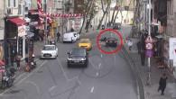 Frene Bile Basmayan Vicdansız Sürücü Gence Çarpıp Böyle Kaçtı