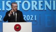 Cumhurbaşkanı Erdoğan'dan özeleştiri! 3 konu başlığı saydı: Arzu ettiğimizi yapamadık
