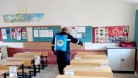 Toroslar Belediyesi, Yüz Yüze Eğitime Başlayan Okulları Dezenfekte Etti
