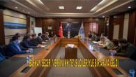 Başkan Seçer, Mersin İKK Temsilcileriyle Bir Araya Geldi