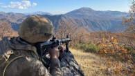 Terör Örgütü PKK'ya Bir Darbe Daha! Kırmızı Listede Aranan Terörist Eylem Hazırlığındayken Öldürüldü