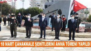 18 Mart Çanakkale Zaferi, Ülkenin Kaderini Değiştiren Nusret Mayın Gemisi'nde Kutlandı