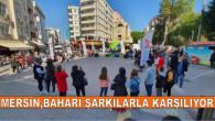 Mersin Büyükşehir, Baharı Şarkılarla Karşılıyor