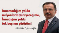 Muhsin Yazıcıoğlu'nun Vefatının 12. Yılı. 'Özlemle, Rahmetle.'