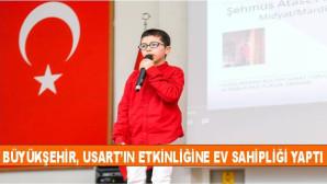 Mersin Büyükşehir, USART'IN Etkinliğine Ev Sahipliği Yaptı