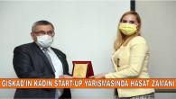 GİŞKAD'IN KADIN START-UP YARIŞMASINDA HASAT ZAMANI