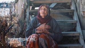 Arslanköylü Nesibe Nine, Kurtuluş Programında Duygulandırdı