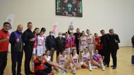 Gsk Kadın Basket Ekibi Play-Off Yolunda İlerliyor