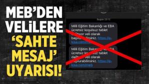 Milli Eğitim Bakanlığı vatandaşları uyardı: Bu linke sakın tıklamayın