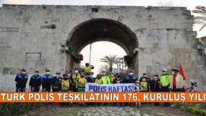 Türk Polis Teşkilatının 176. kuruluş yılı Kutlu Olsun