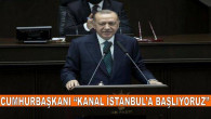 """""""Müjdeyi vermek istiyorum"""" diyen Cumhurbaşkanı: Kanal İstanbul'a başlıyoruz"""